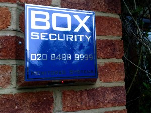 BOX Security Ltd stainless-steel Bell-Box About - BOX Security Ltd page picture
