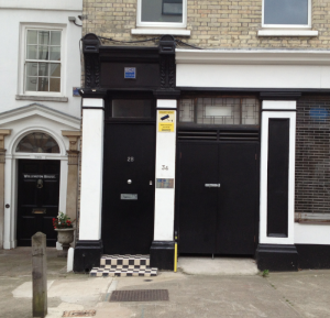 34 Greenwich High Road Greenwich SE10 8LS About - BOX Security psge picture